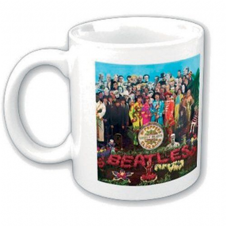 The Beatles Sgt Pepper Mug